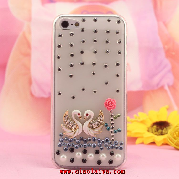 À 5060 De 500 Coque Manches Desire Protection Htc Diamants Veste wqCRnagv