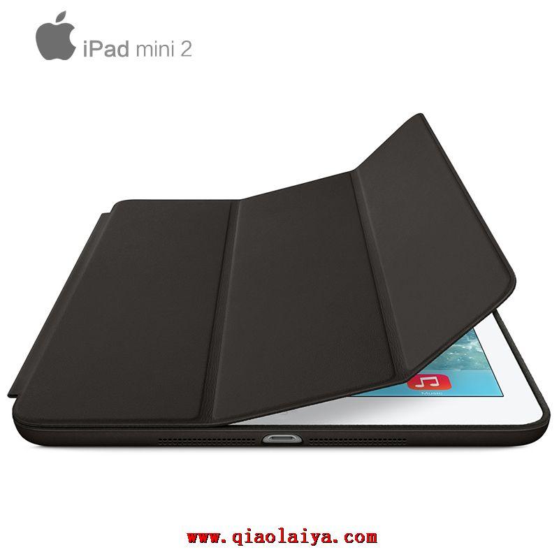 ipad mini 2 en cuir mat bleu manchon de protection ipad. Black Bedroom Furniture Sets. Home Design Ideas