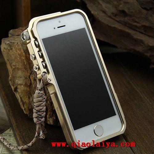 coque iphone 5 metalique