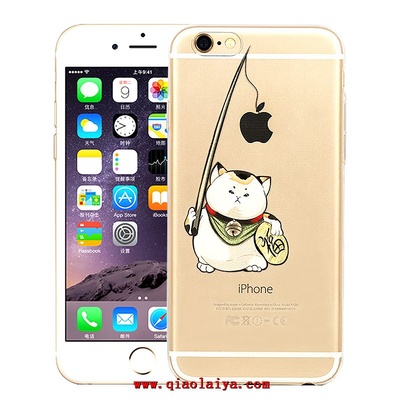 coque iphone 6 simple motif