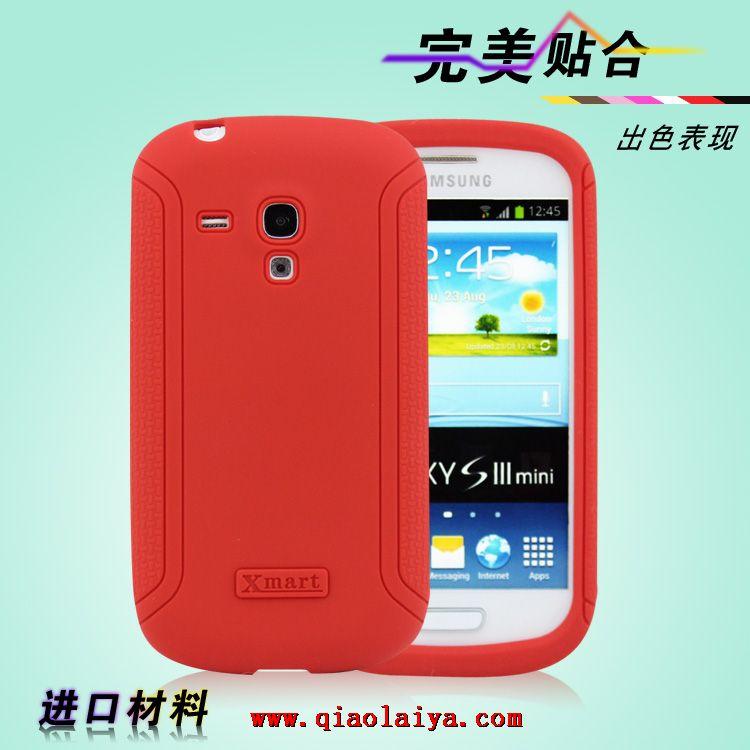 samsung galaxy s3 mini coque de t l phone portable i8190. Black Bedroom Furniture Sets. Home Design Ideas