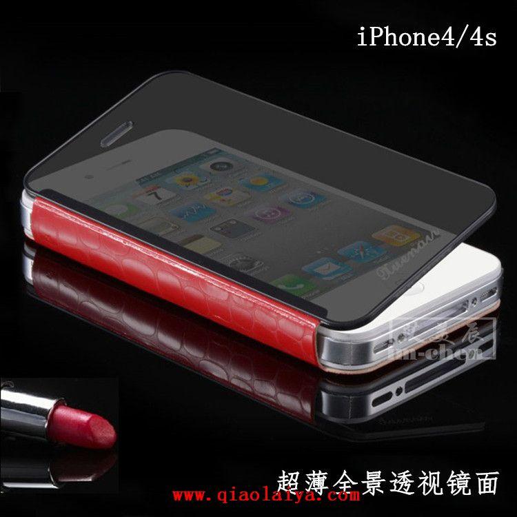 coque pour iphone 4s pas cher housse apple solde. Black Bedroom Furniture Sets. Home Design Ideas