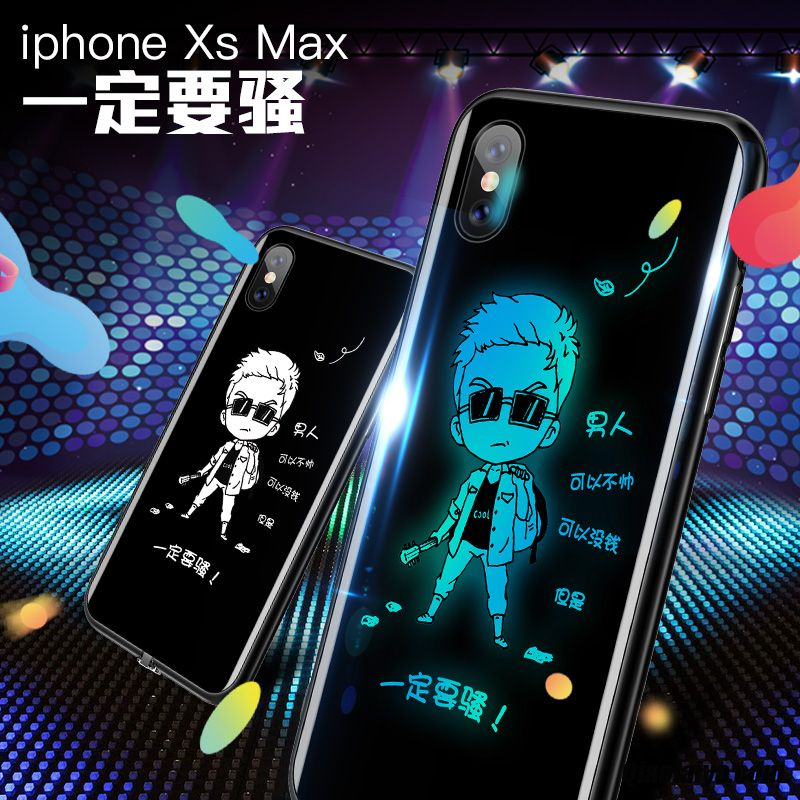 iphone xs max coque mat