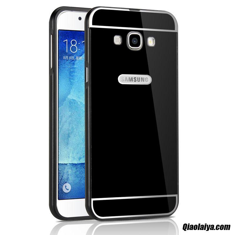 accessoire smartphone samsung silicone coque pour samsung galaxy a8 en vente etui accessoires. Black Bedroom Furniture Sets. Home Design Ideas