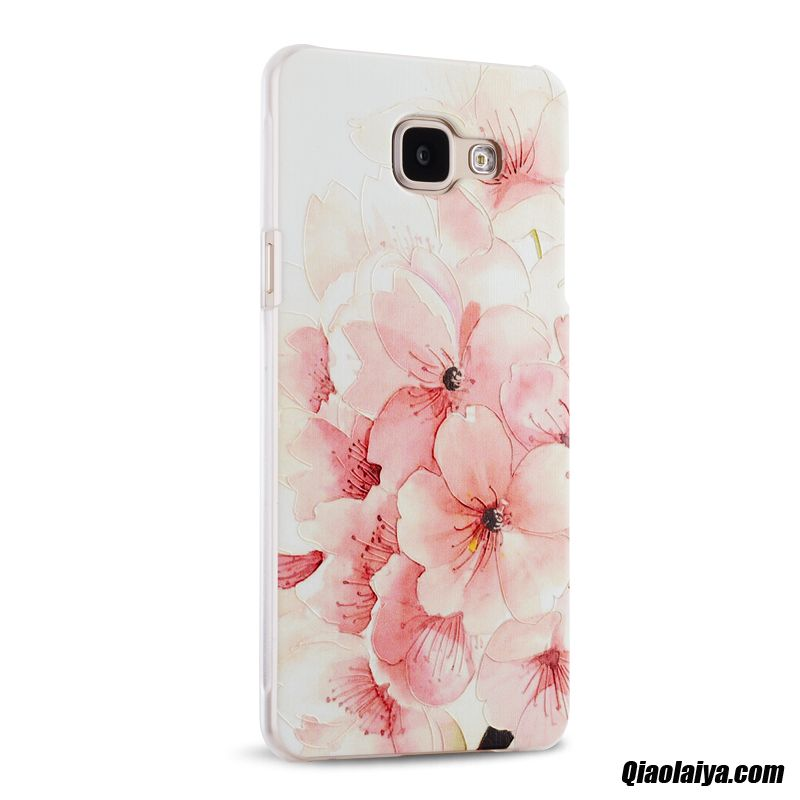 accessoire t l phone samsung serpent coque pour samsung galaxy a5 2016 coques discount corail. Black Bedroom Furniture Sets. Home Design Ideas
