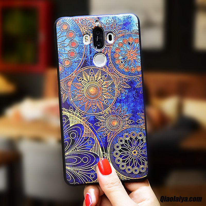coque pour huawei mate 9 housse coques de telephone personnalisable rose coque huawei. Black Bedroom Furniture Sets. Home Design Ideas