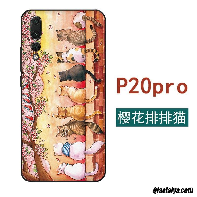 coque huawei p20 pro femme