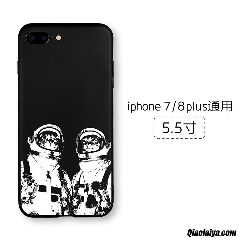 coque iphone 8 plus plastique
