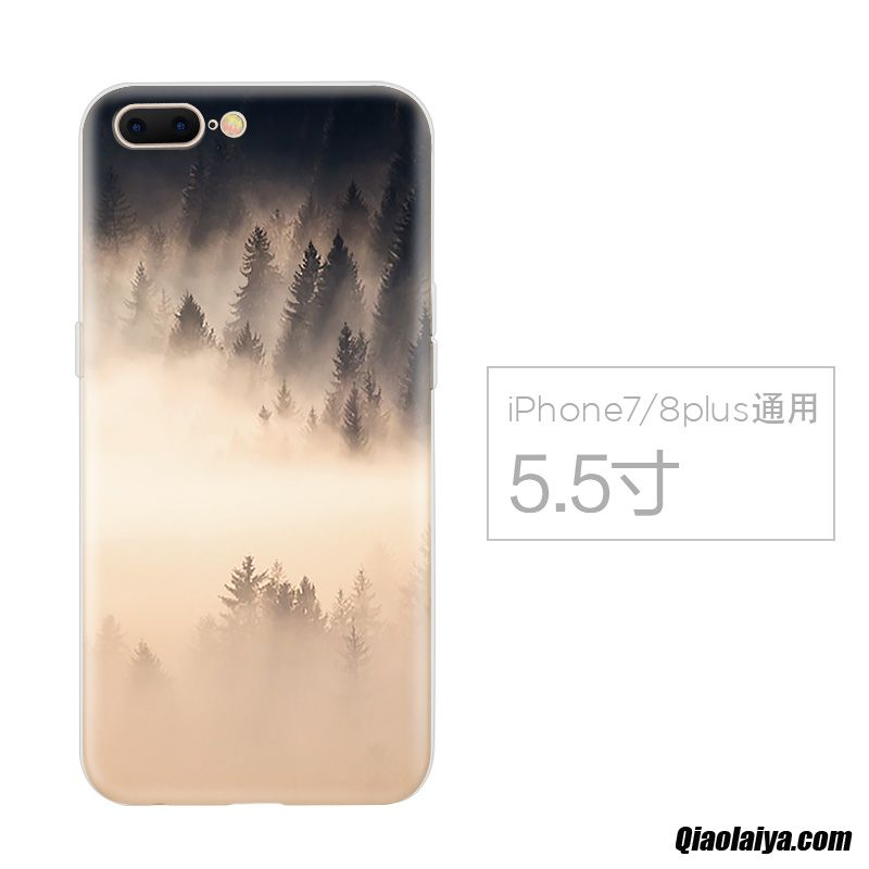 coque iphone 8 pas transparente