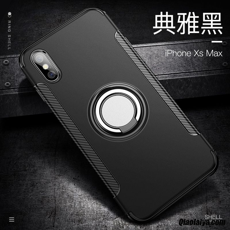 coque iphone xs max ring