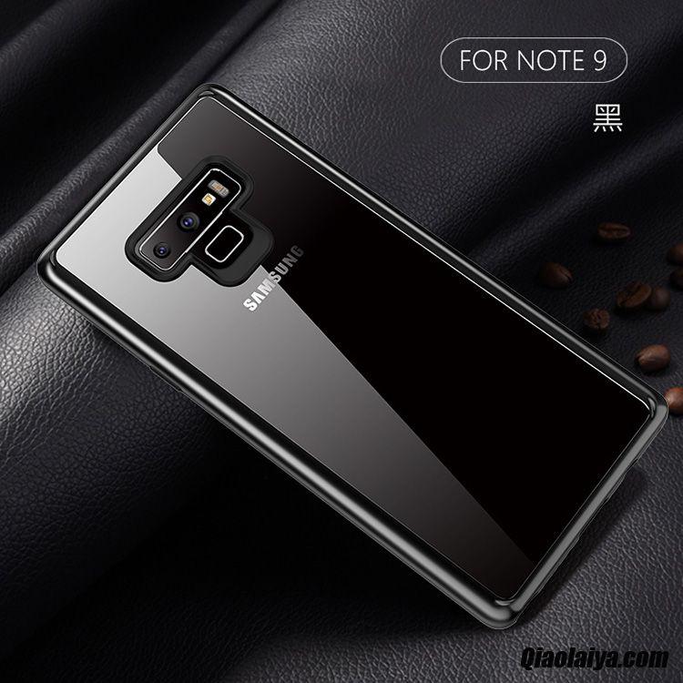 Coque Samsung Galaxy Note 9 Blanc Sexy, Coque Pas Cher Argent, Coque Pour Samsung Galaxy Note 9