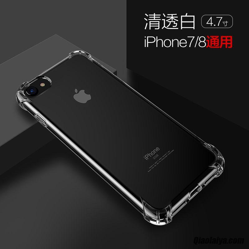 coque iphone 8 metalique