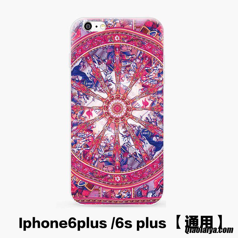 Housse De Téléphone Iphone 6 Plus Le Système De Velours, Coque Pour Iphone 6  6s Plus, Housse Smartphone Pas Cher Argent af7f23bc1757