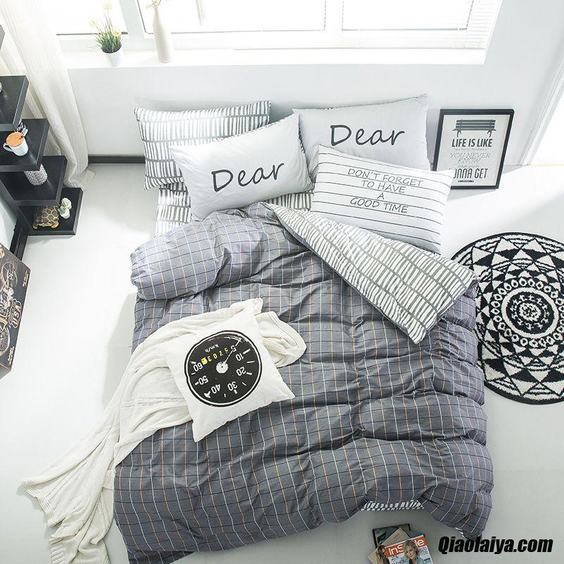 textile de maison personnalit drap ajust literie coton ensembles de literie violet en ligne. Black Bedroom Furniture Sets. Home Design Ideas