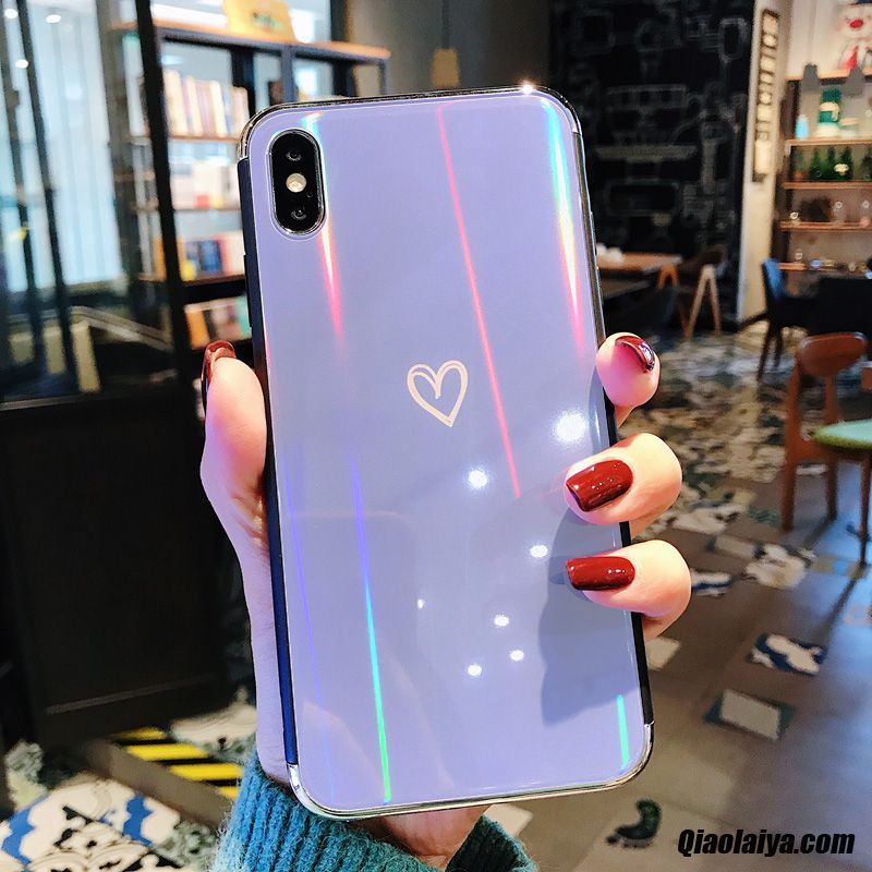 coque apple iphone xs blanche