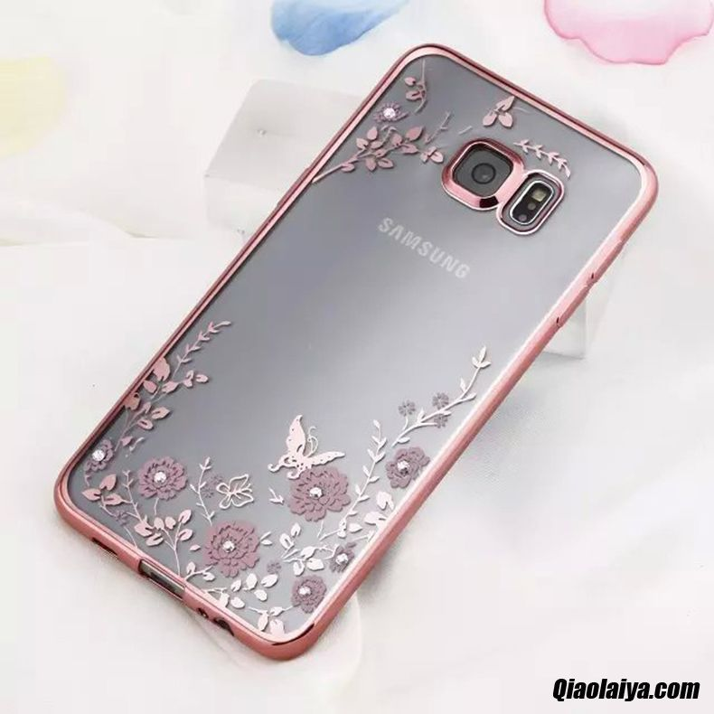 coque galaxy s6 tigre