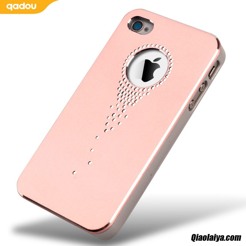 Coque Iphone 4/4s Simpson Etui Rigide En Cuir, Coque Pour Iphone 4/4s, Boutique Coque Marine