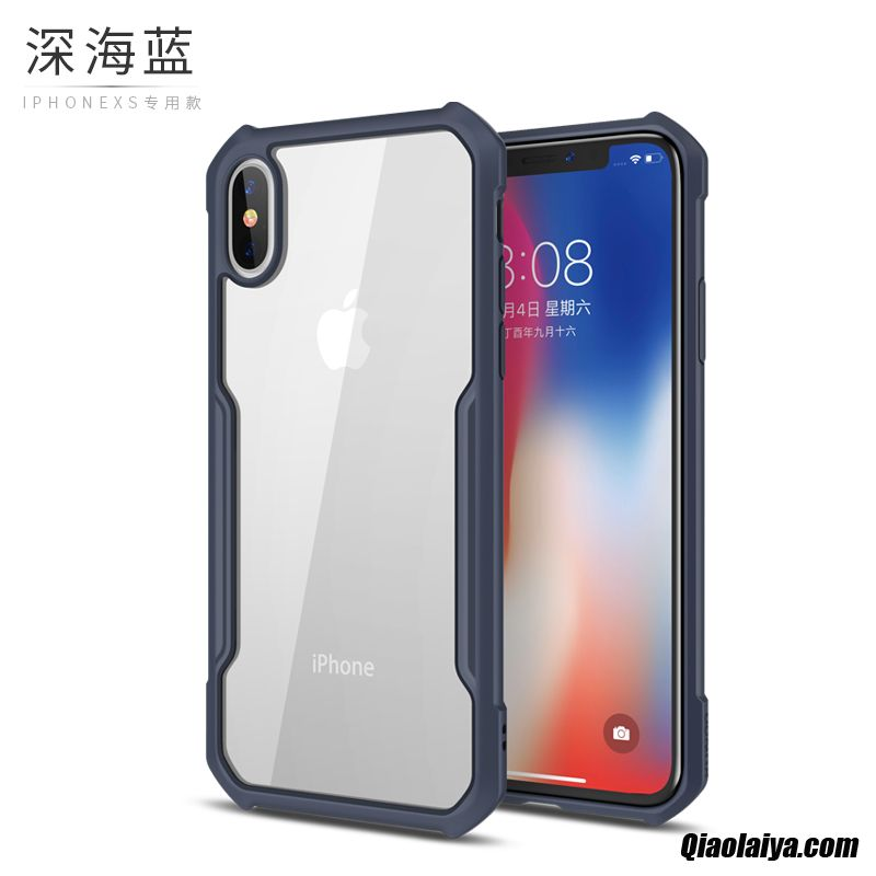 coque cuir apple iphone xs