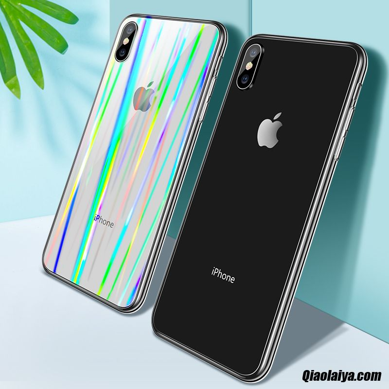 Coque Iphone Xs Max Magasin Relief, Etui Coque De Portable Noir, Coque Pour Iphone Xs Max