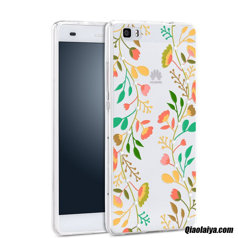 coque personalisable huawei p8 lite