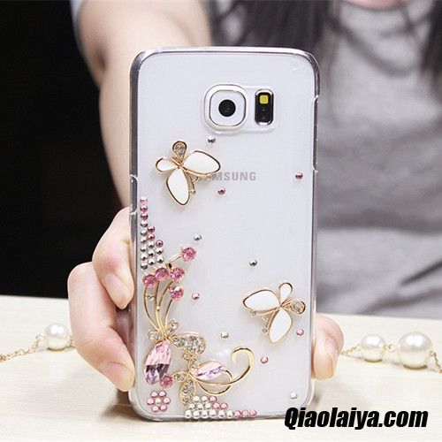 galaxy s6 edge coque portefeuille