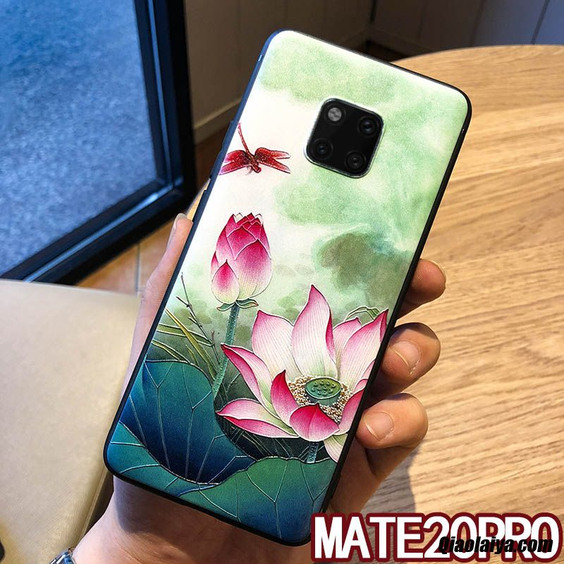 Coque Pour Huawei Mate 20 Pro, House Huawei Mate 20 Pro Femmes, Housse Magasin Coque Lawngreen