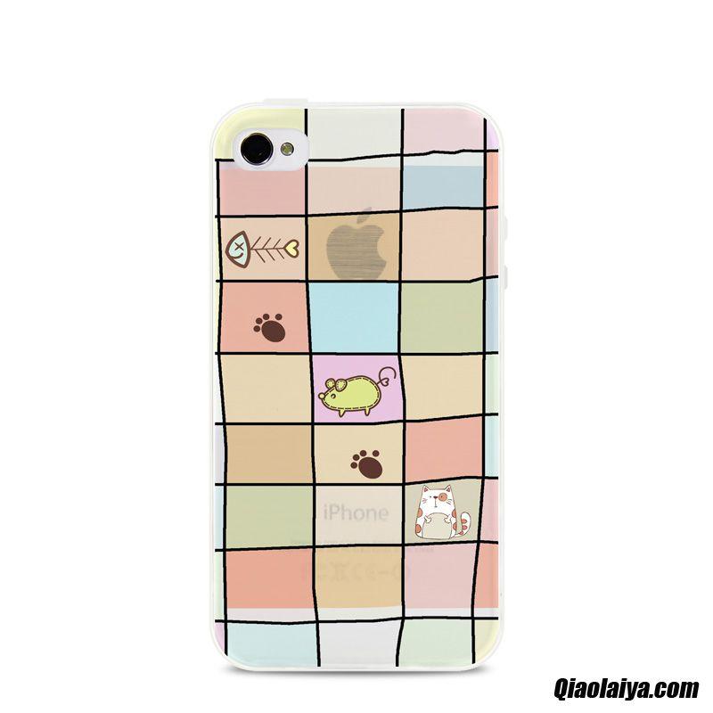 coque iphone 4 plastique