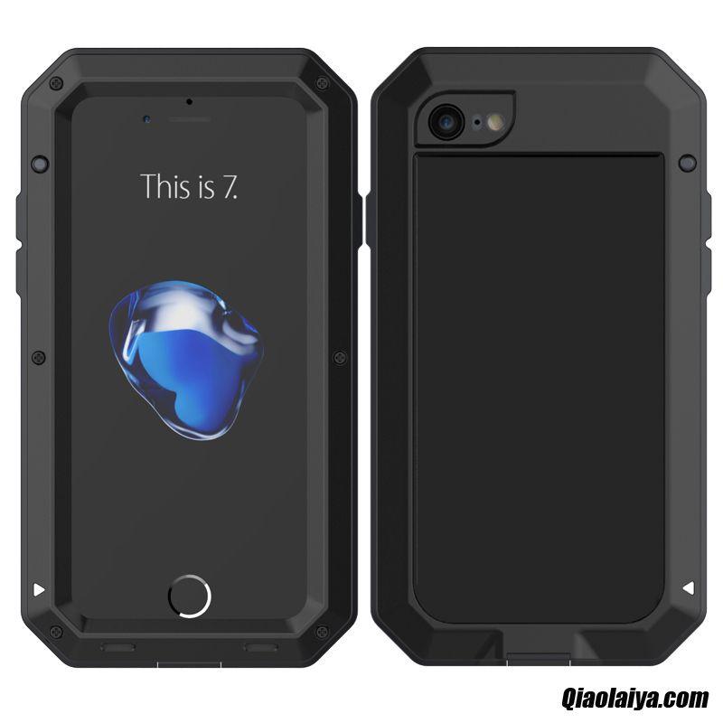 coque iphone 7 saumon