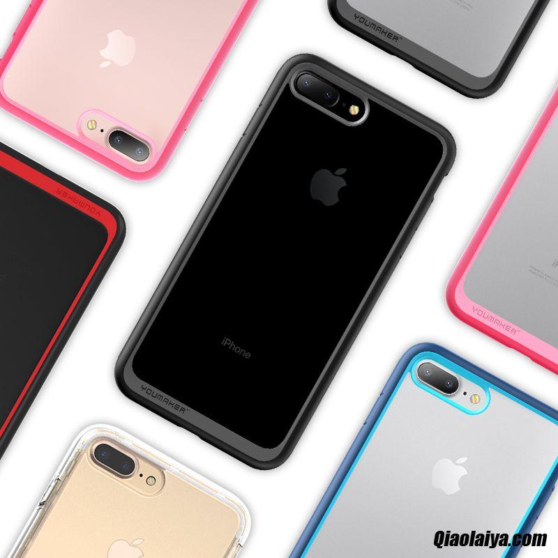 coque iphone 8 pas cher transparente