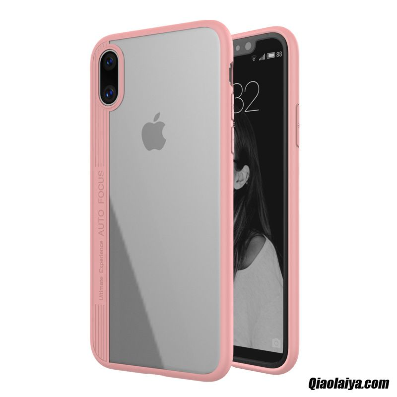 iphone x accesoire coque