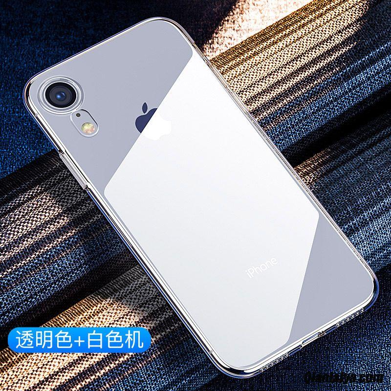 coque iphone xr transparente pas cher