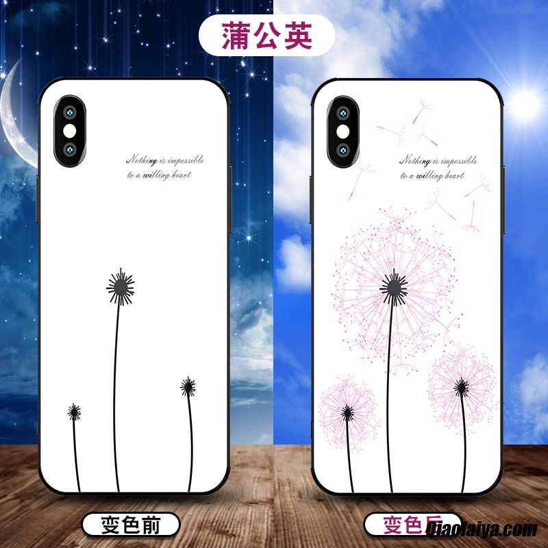 iphone xs coque eau