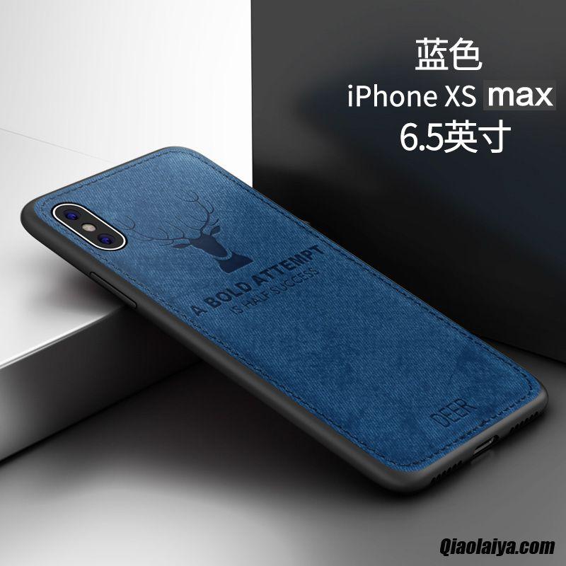 coque iphone xs max bordeaux
