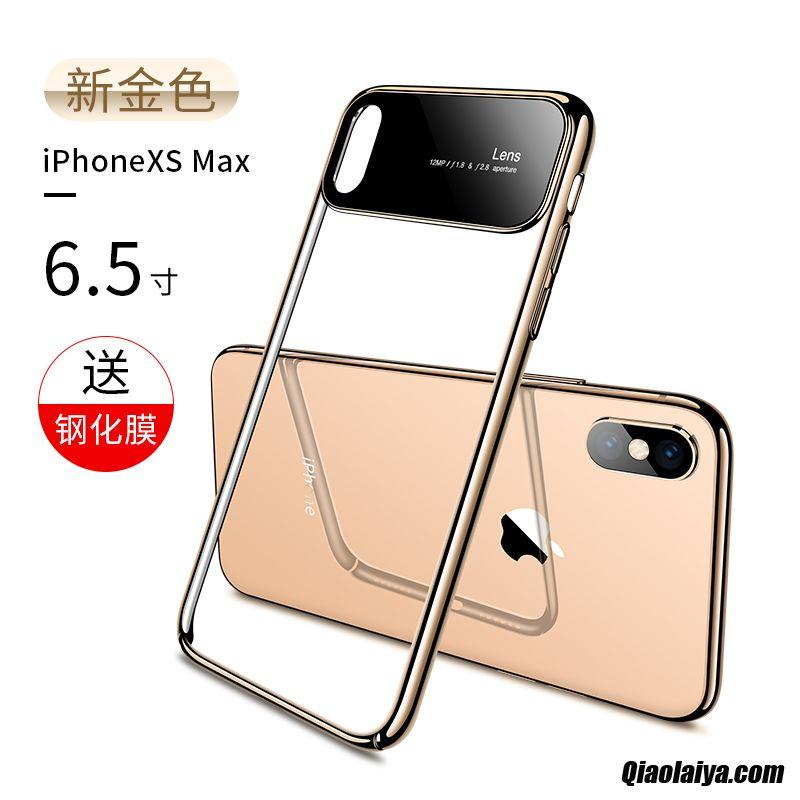 coque transparente pour iphone xs max