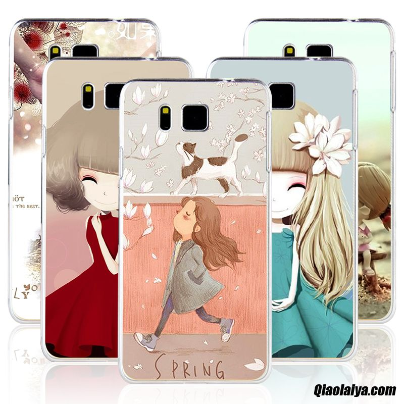 Coques Pour Samsung Galaxy Alpha Lapin, Coque Pour Samsung Galaxy Alpha En Ligne, Etui Magasin De Coque Rose