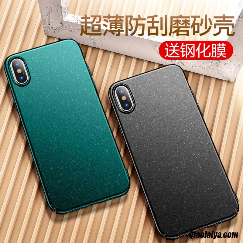 iphone xs coque luxe