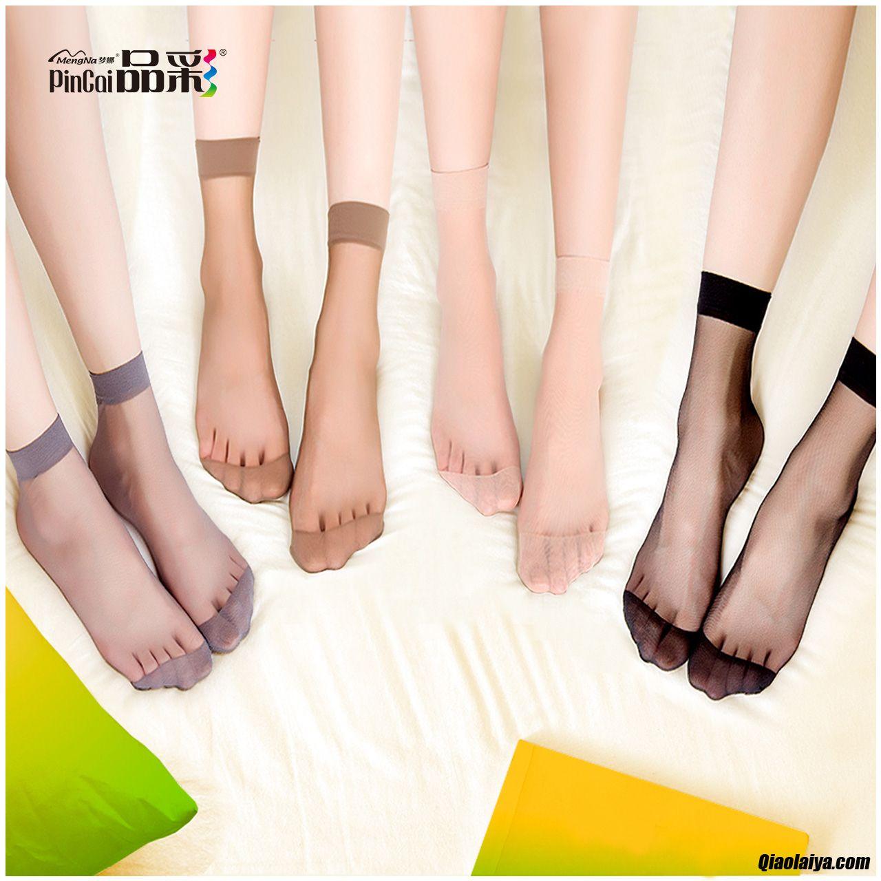 Collants chaussettes femme pas cher soldes - Chaussette de noel personnalisee pas cher ...