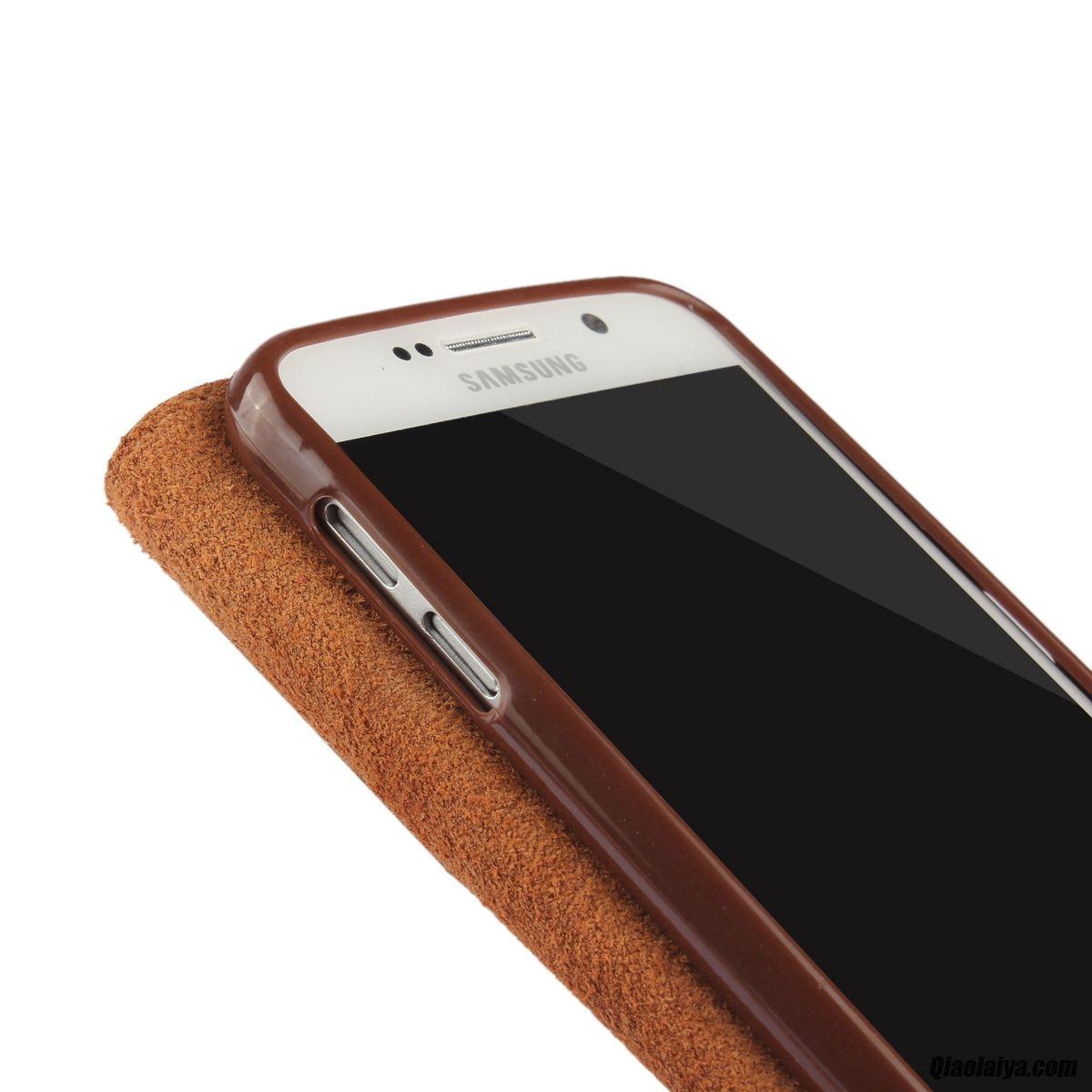 etuis telephone samsung galaxy s6 edge gu pard housse vente de t l phone portable lawngreen. Black Bedroom Furniture Sets. Home Design Ideas