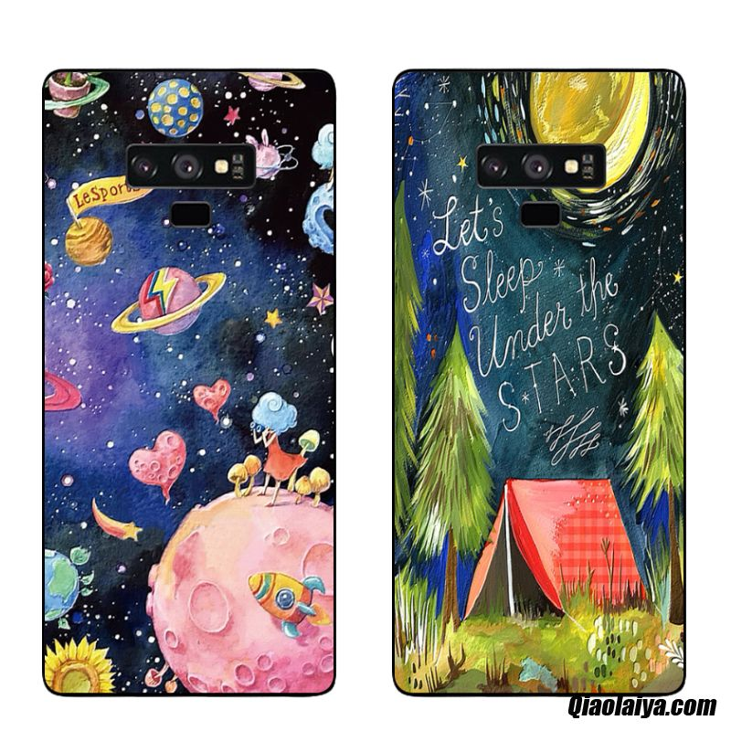 Housse Coques Personnalisé Or, Coque Pour Samsung Galaxy Note 9 Soldes, Etuis Samsung Galaxy Samsung Galaxy Note 9 Housse De Protection En Métal