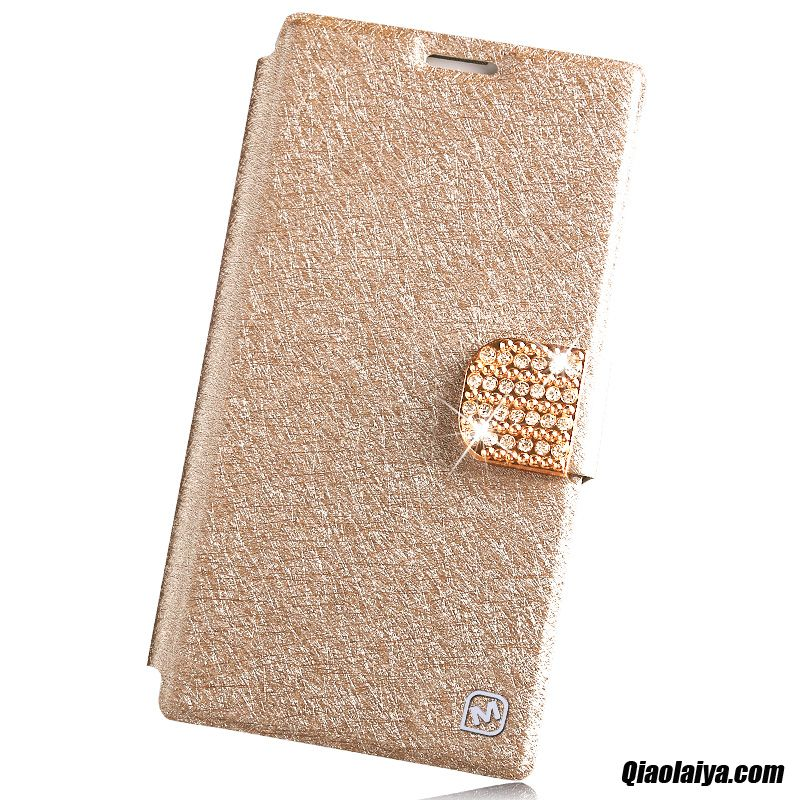Housse Htc One Cuir Mouton, Etui Coque Silicone Bronzage, Coque Pour Htc One M9+