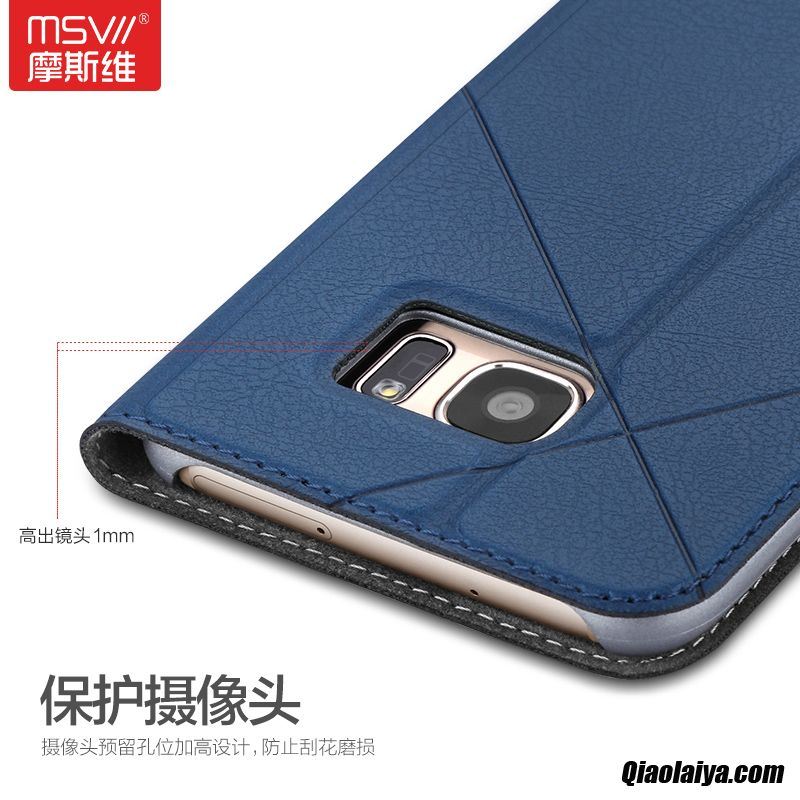 Housse samsung galaxy s7 edge luxe crocodile etui magasin for Housse galaxy s7 edge