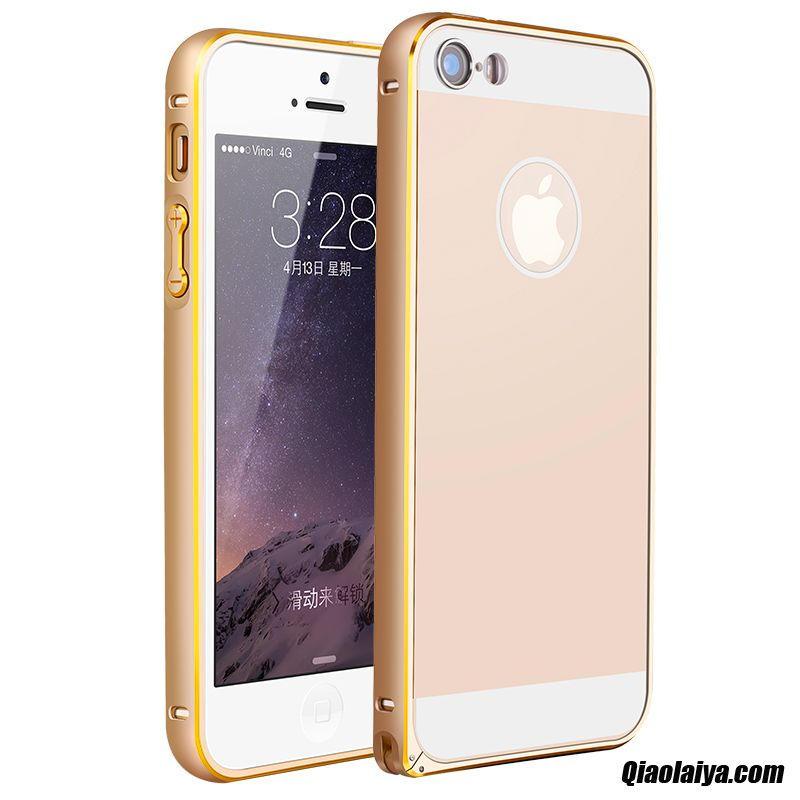 Iphone 5 Coque Silicone Bande Dessinée, Coque Pour Iphone 5/5s, Etui Coques Personnalisable Bronzage