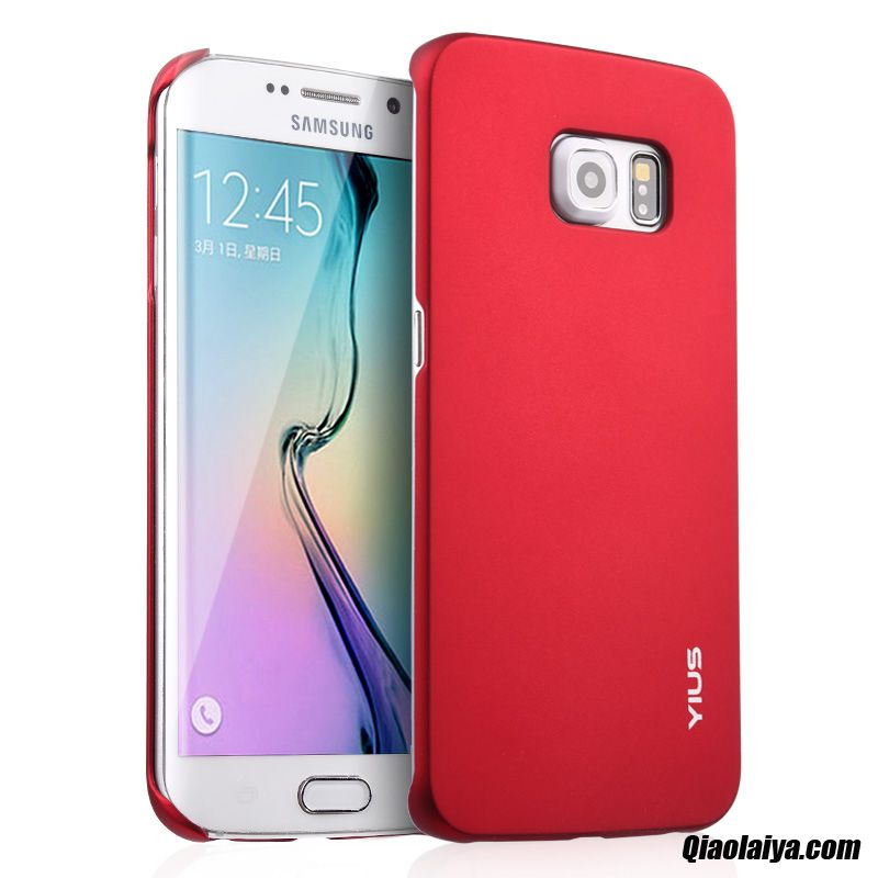 coque galaxy s6 silicone