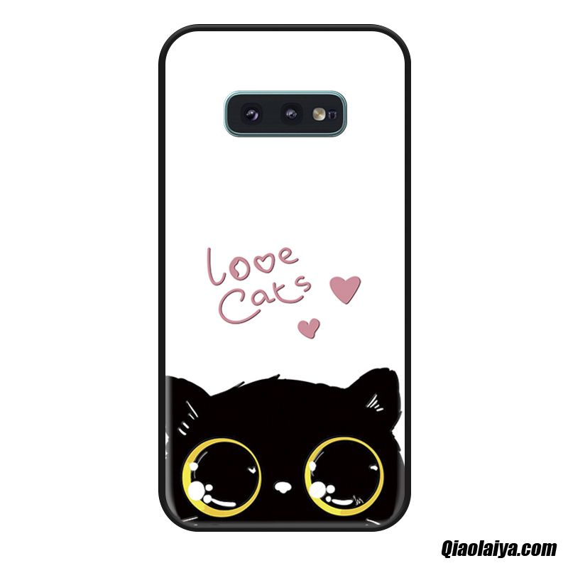 Site Coques Sarcelle, Coque Pour Samsung Galaxy S10e, Coque Protection Samsung Galaxy S10e Silicone