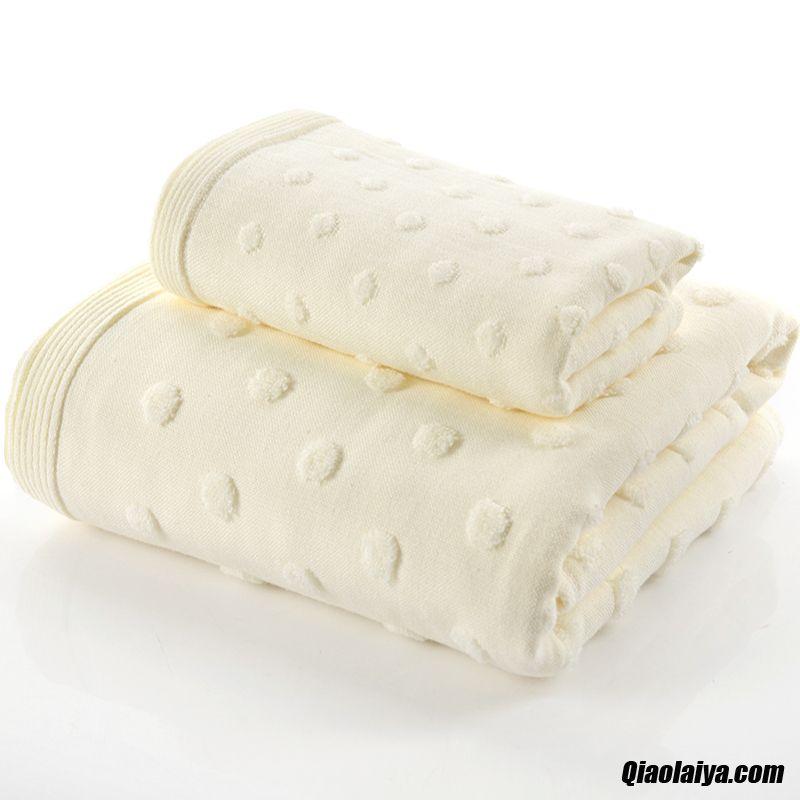 Serviette De Bain Mauve.Textile De Maison Couverture Homme Adulte Serviette Serviettes De Bain Mauve