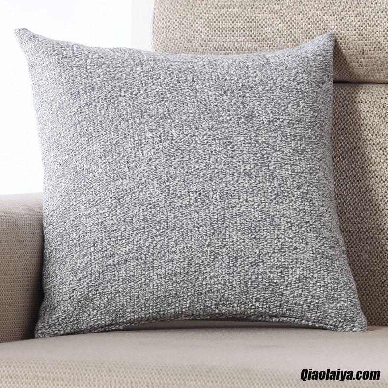 Textile De Maison Oreiller Taille Coussin Canapé Voiture Dossier Or