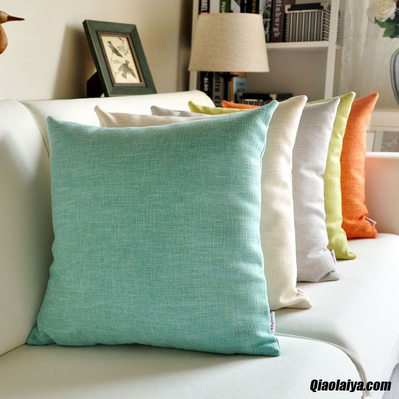 Textile De Maison Oreiller Taille Gros Coussin
